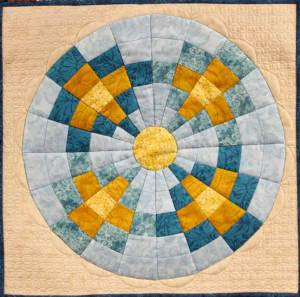 Daisy-Wheel-quilted