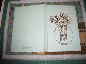 Resizing book cover